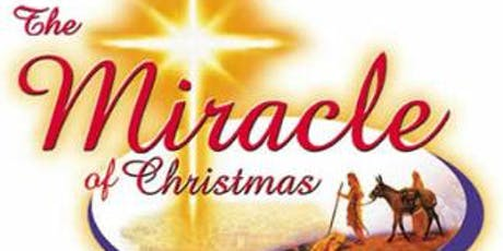 """The Miracle of Christmas"" - Theater Play & Buffet Dinner - November 2019 tickets"