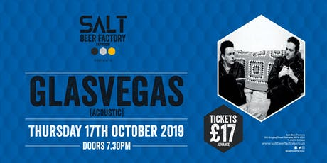 Glasvegas (Acoustic) tickets