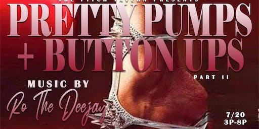 Pretty Pumps + Button Ups Part II