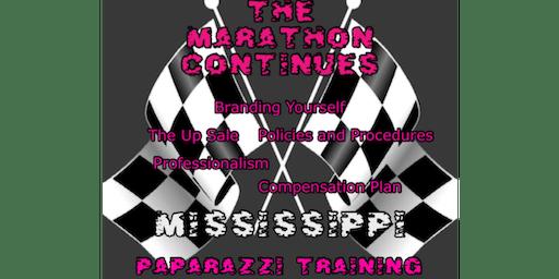 Mississippi Paparazzi Training