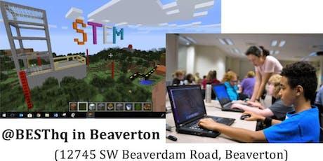 STEM Minecraft Day Camp (7/19) at BESThq tickets