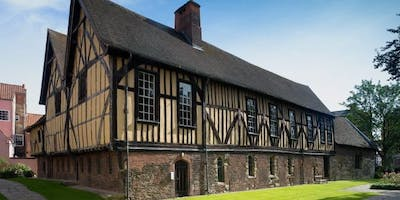 Merchant Adventurers' Hall, York Ghost Hunt. Investigate with PRY