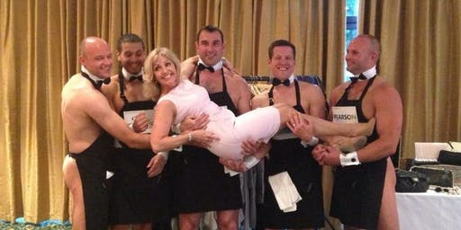Butlers in the Buff Ladies Charity Evening