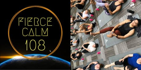 Fierce Calm 108 + Movement for Meaning with Tara Sanders tickets