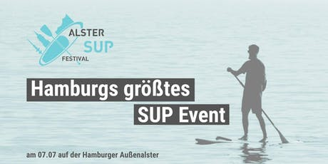 SUP Festival Hamburg Tickets