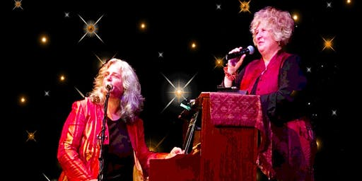 Diane Van Deurzen and Lisa Otey ~ Bring Jazzy Blues to the Moon