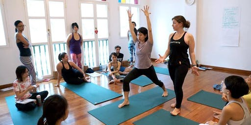 Yoga Teacher Training Information Sessions (and Free Power Yoga Class) July 15