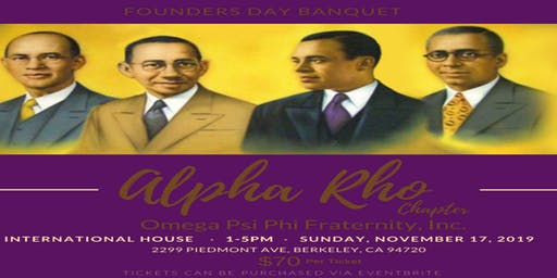 Northern California Area Founders Day Luncheon
