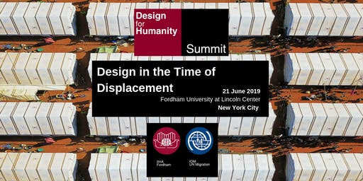 Design for Humanity Summit II: Design in the Time of Displacement