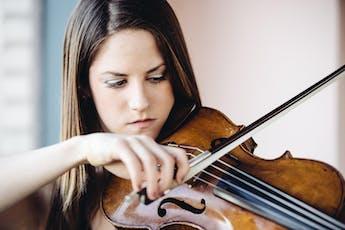 Stephanie Block, Classical Viola Recital tickets