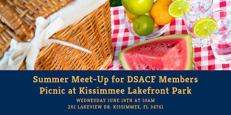 Summer Meet-Up at Kissimmee Lakefront Park tickets