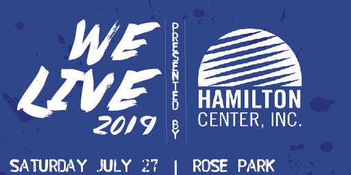 We Live 2019
