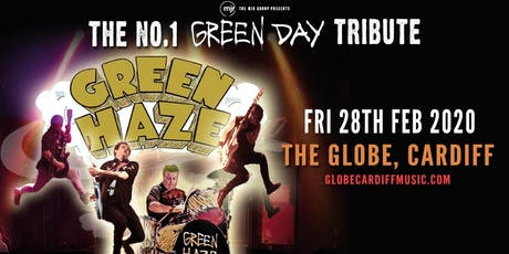 Green Haze (The Globe, Cardiff) tickets