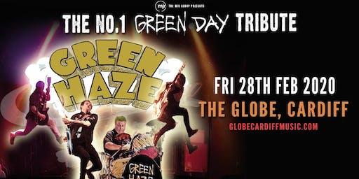 Green Haze (The Globe, Cardiff)