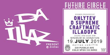 Da illaz Present: Future Circle  tickets