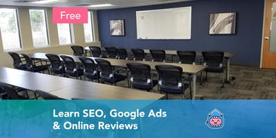 Learn SEO, Google Ads & Online Reviews (hosted by Queen City Coworking)