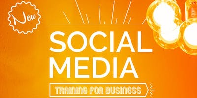 Social Media for Business Workshop Day (with lunch / full training pack)