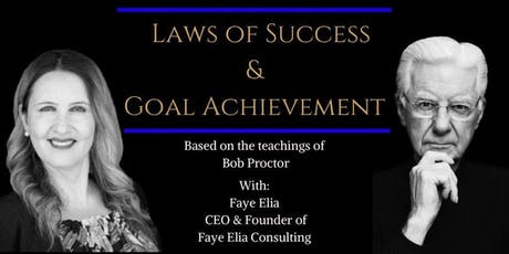 Laws of Success & Goal Achievement tickets