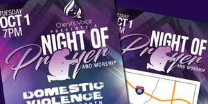A Night Of Prayer & Worship