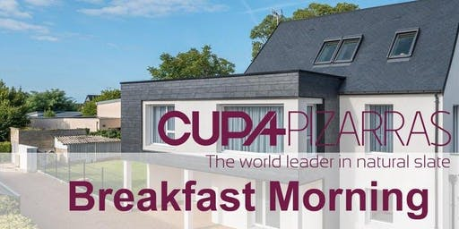 Cupa Pizarras Breakfast Morning Stockton