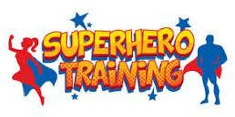 Superhero Training Summer Camp tickets