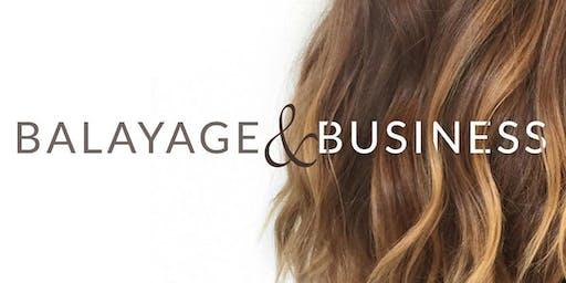 Balayage & Business in Battle Creek, MI.