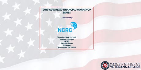 2019 Advanced Business Financial Workshop Series tickets