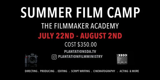 The FilmMaker Academy Summer Camp 2