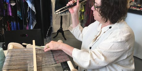 Warping and Sampling on a Rigid Heddle Loom tickets