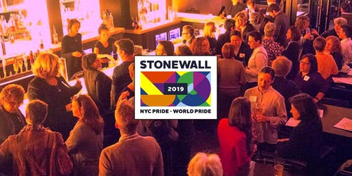 Celebrate World Pride and Stonewall 50 with Women-Only Networking