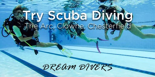 Try Scuba Diving at The Arc, Clowne