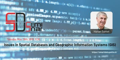 [SmartData@PoliTO] Issues in Spatial Databases and Geographic Information Systems (GIS)