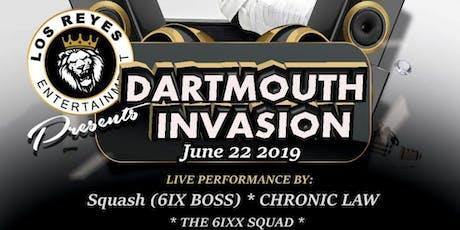 Dartmouth Invasion tickets