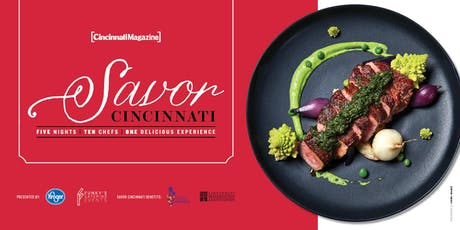 Savor Cincinnati tickets
