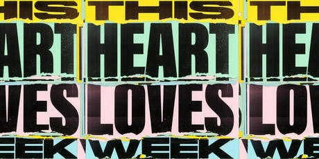 This Heart Loves Week Volunteer Sign Up tickets