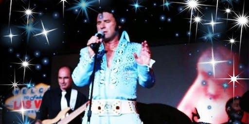 Hommage a Elvis par Dany Vincent