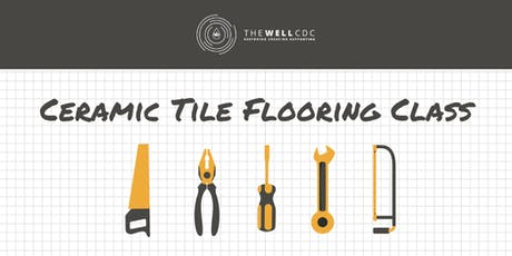 Floor Series: Ceramic Tile Flooring Class  tickets