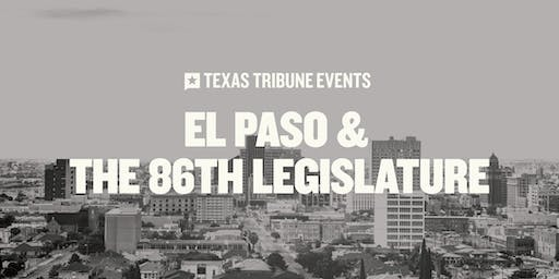 El Paso and the 86th Legislature