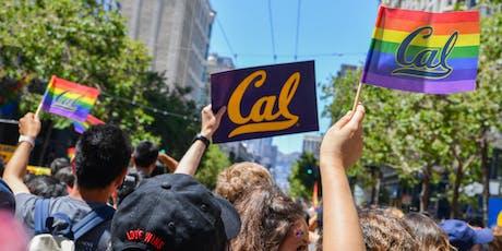 Cal at San Francisco Pride Parade tickets