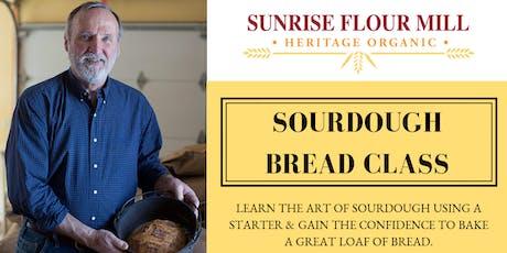 Sourdough Bread Class tickets