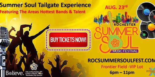 RSSMF 2019: Tailgate Music Experience