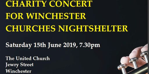 Charity Concert for Winchester Churches Nightshelter