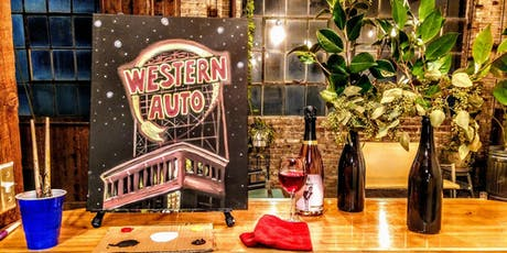 Western Auto Friday Night Painting Party  tickets