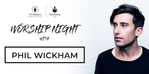 Worship Night with Phil Wickham