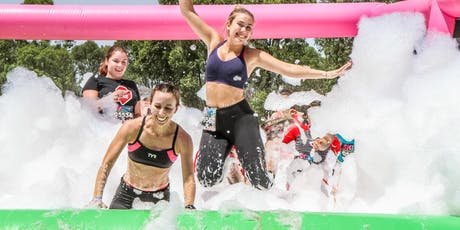 THE 5K FOAM FEST - SYDNEY Dec 14/15, 2019 tickets
