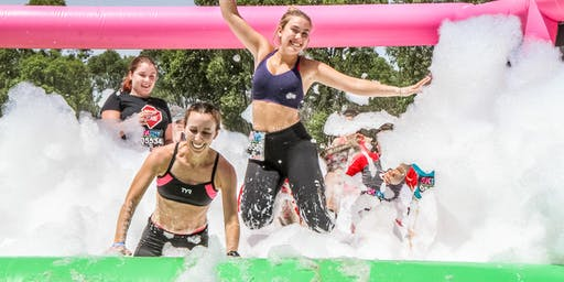 THE 5K FOAM FEST - SYDNEY Dec 14/15, 2019