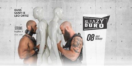 SLEAZYDURO (SleazyMadrid GayPride 2019) tickets