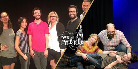 We The People Improv Festival: Whiplash + Thank You Places tickets