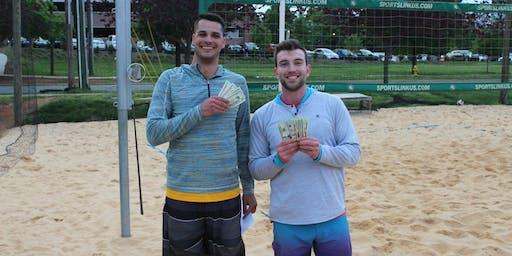 Men's & Women's 2v2 Beach Volleyball Tournament