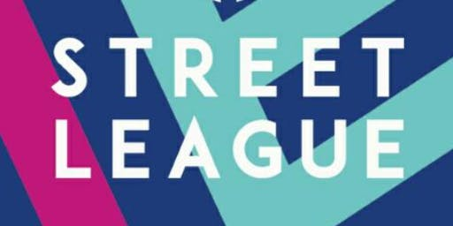 Street League East London Networking Lunch